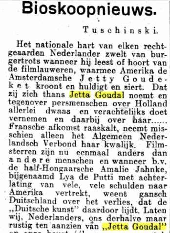Het Volk – 1925